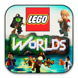 乐高世界 LEGO Worlds for mac 中文版