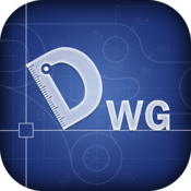 DWG Viewer for Mac 1.2.4 查看CAD DWG 文件工具