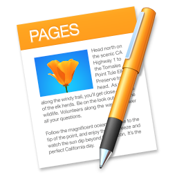 Pages for Mac 7.0.1 中文版(iWork 2016) 文字文稿处理