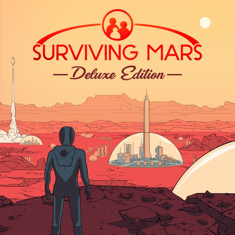 火星生存 Surviving Mars for mac