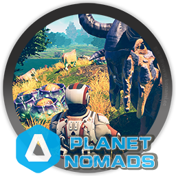 荒野星球 v1.0.6.6 Planet Nomads for mac