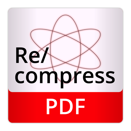 Recompress for mac 20.6 PDF压缩软件