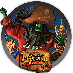 猴岛小英雄2 Monkey Island™ 2 Special Edition for mac
